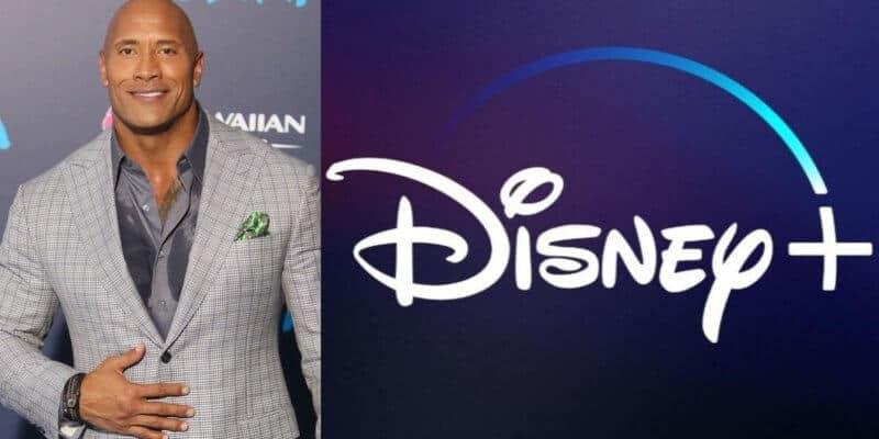 Dwayne Johnson Disney+
