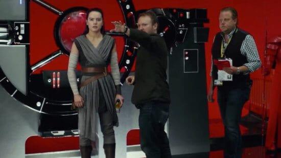 Rian Johnson Star Wars film