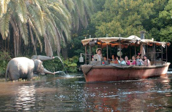 Jungle Cruise at Disney