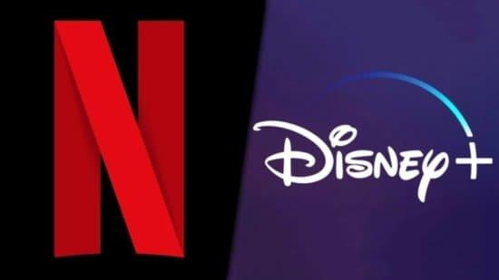 Netflix and Disney+