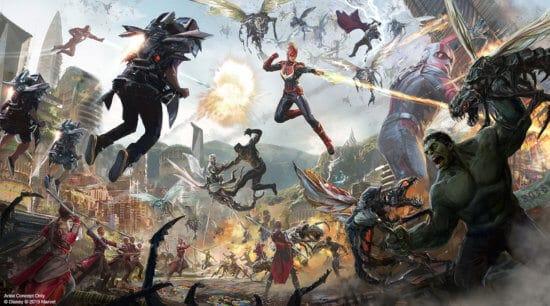 Marvel's Avengers Campus
