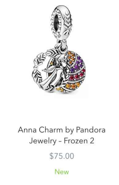 Anna Charm by Pandora