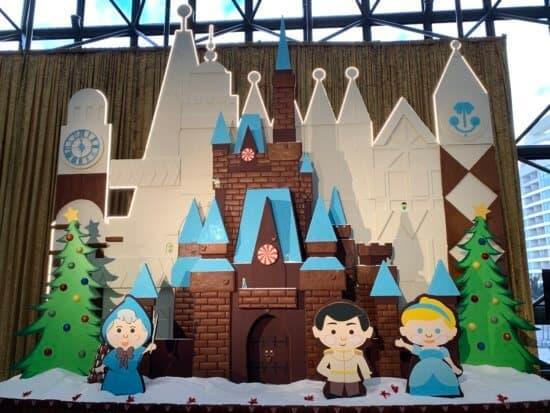 Disney's Contemporary Resort Gingerbread House