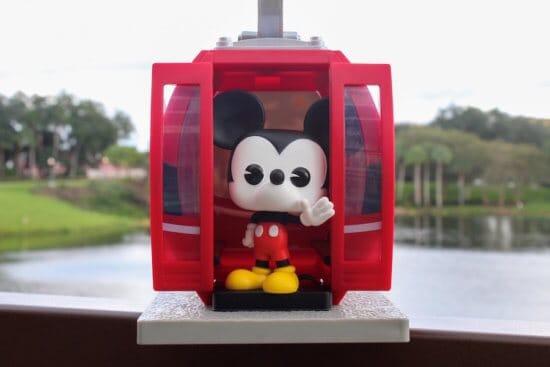 Mickey Mouse Skyliner Funko POP
