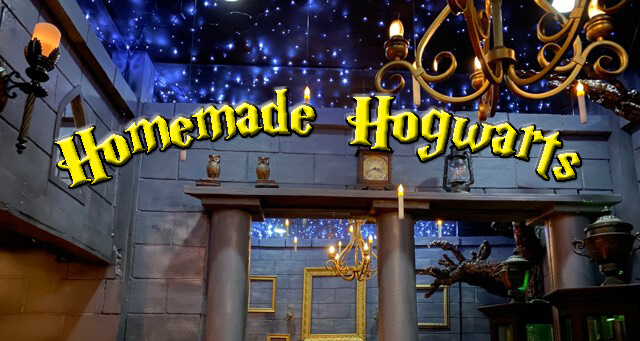 Homemade Hogwarts