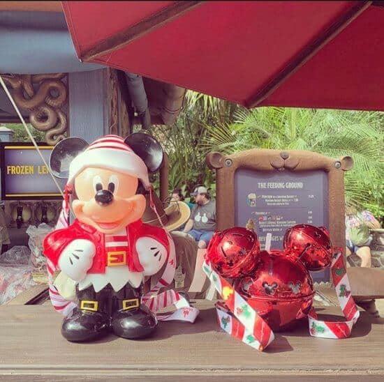 Mickey Elf Popcorn Bucket