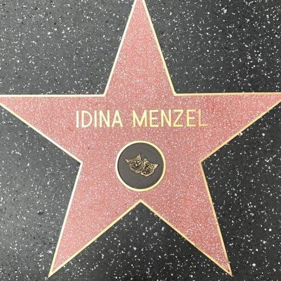 Menzel Hollywood Star