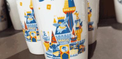 Starbucks Magic Kingdom 2019