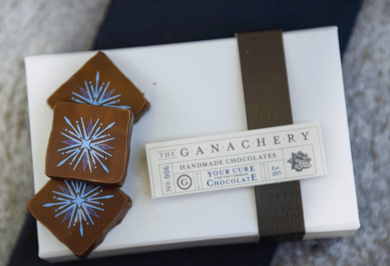 Snowflake Chocolate