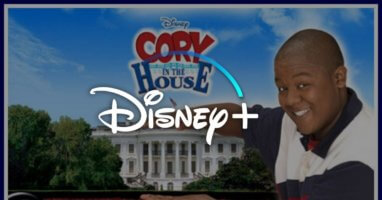 Cory in the House Disney Plus
