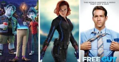 2020 Disney Films
