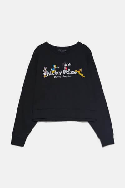 Disney ZARA Sweatshirt