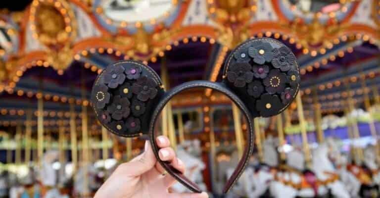 COACH designer Disney ears