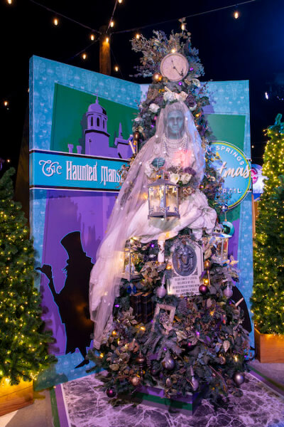 Haunted Mansion Christmas Tree