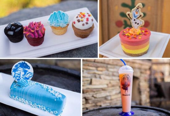 Frozen 2 Desserts