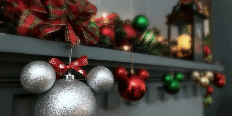 disney holiday home decor