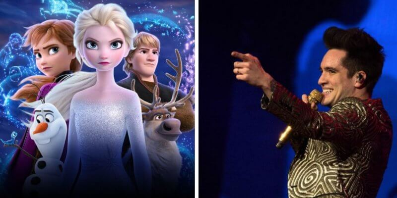 Frozen 2 Panic and the Disco