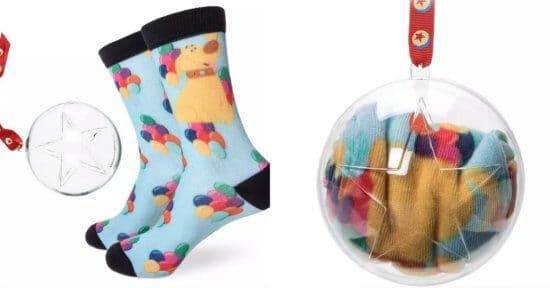 Dug Up Socks