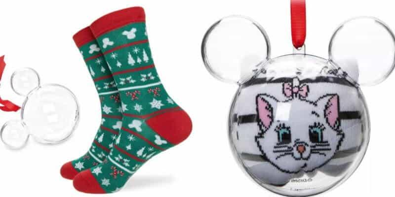 Disney Sock Ornament Set