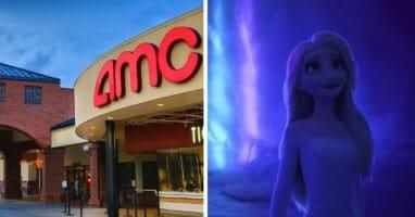 Frozen 2 AMC