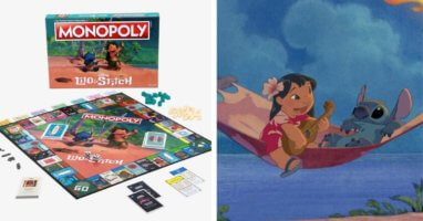 Lilo and Stitch Monopoly