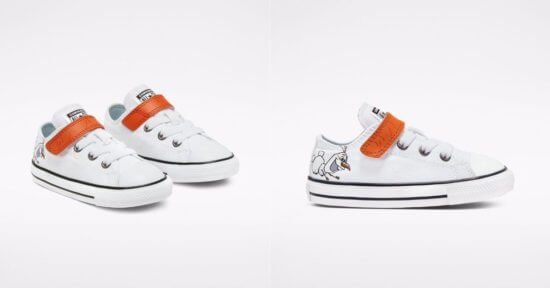 Olaf Sneakers Converse