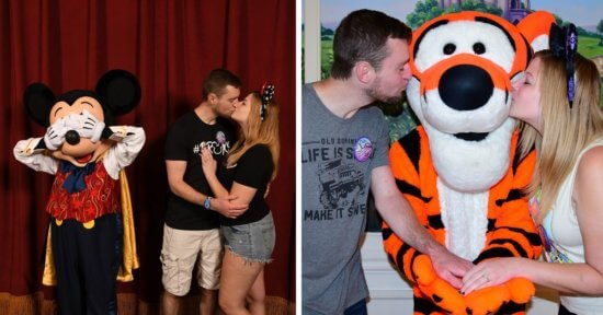 Disney Character Experiences