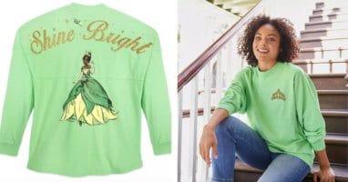 Princess and the Frog Spirit Jersey