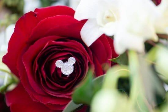 hidden mickey bouquet