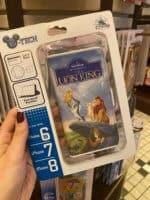 Lion King VHS phone case
