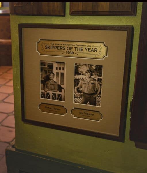 jungle cruise skipper award