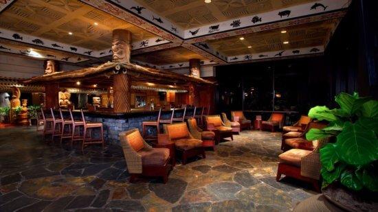 Tambu Lounge Disney Polynesian