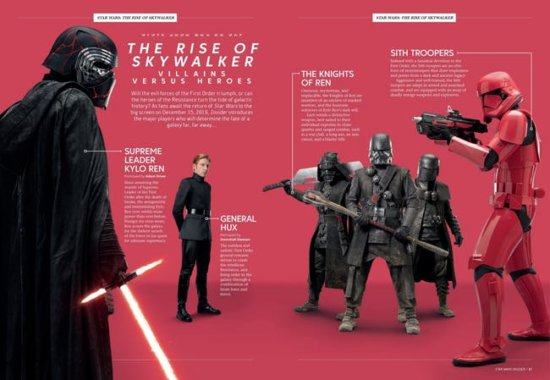 Sith Troopers The Rise of Skywalker