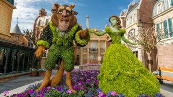 Disney Flower and Garden