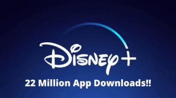 Disney plus app downloads