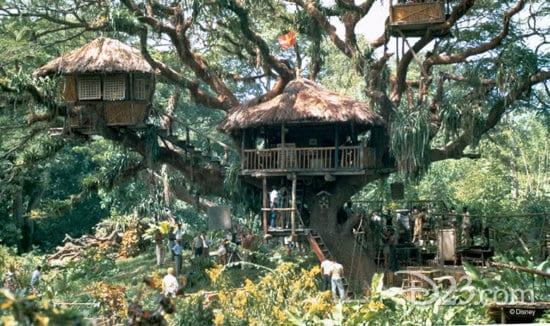 Swiss Family Treehouse
