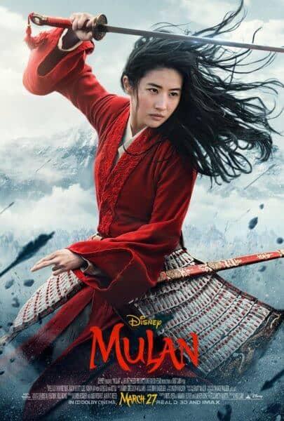 Mulan (2020) Movie Poster