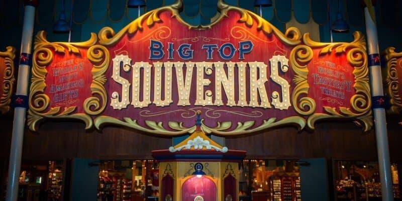 Big Top Souvenirs