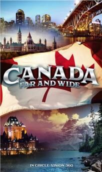 Canada Far and Wide Epcot