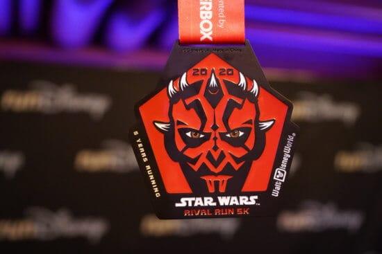 Star Wars Darth Mal Medal