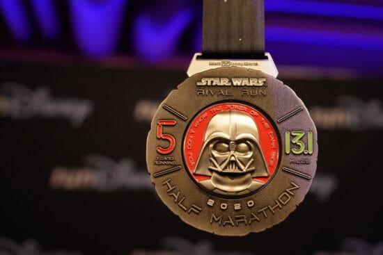 Star Wars Rival Run Weekend Darth Vader