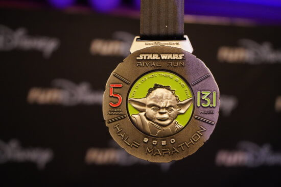 Star Wars Rival Run Weekend Yoda