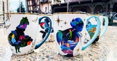 Disneyland Paris Mugs