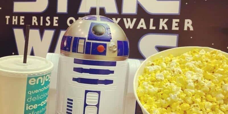 R2 D2 Popcorn bucket