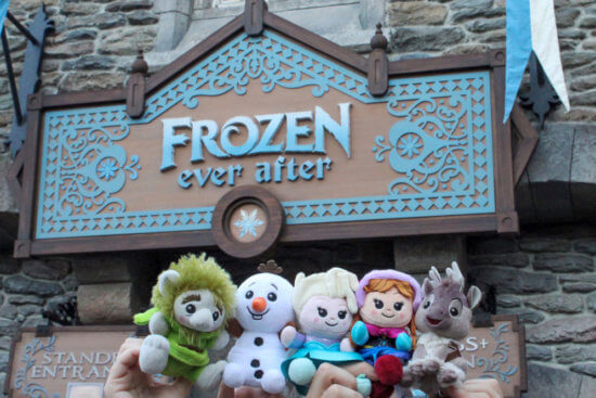 Frozen Ever After Wishables at Epcot