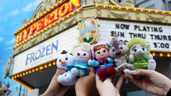 Frozen Hyperion -- Wishables