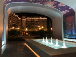 Toppolino's Terrace at Disney's Riviera Resort