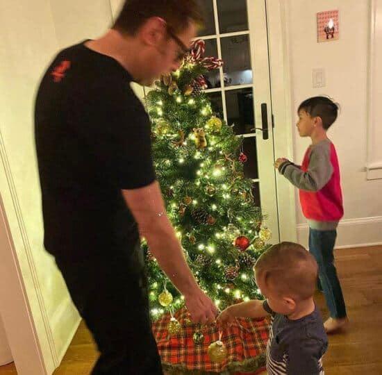 Christmas James Gunn