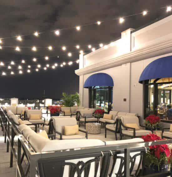 Terrace at Disney Riviera Resort