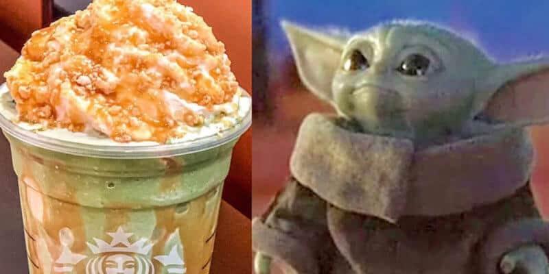 Baby Yoda Frap